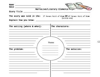 Narrative/Literary Elements