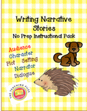 Narratives: Writing a Story