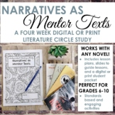 Narratives as Mentor Texts: Independent Reading, Literatur