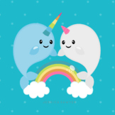 Narwhal Clipart