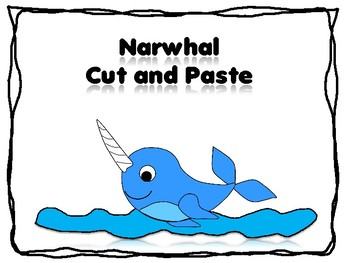 Narwhal Cut and Paste