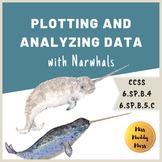 Narwhals Data Plots + Distributions