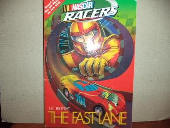 Nascar Racers The Fastlane ISBN 0-439-24455-2