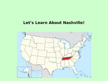 Nashville History Powerpoint