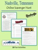 Nashville, Tennessee - Online Scavenger Hunt