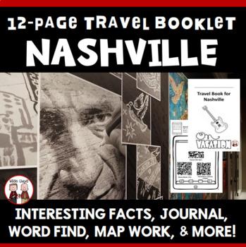 Nashville Vacation Travel Booklet