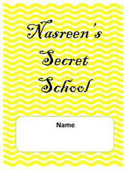 Nasreen's Secret School Comprehension Questions to use with ELLs