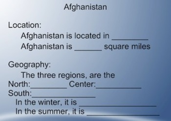 Nasreen's Secret School and Taking Notes on Afghanistan