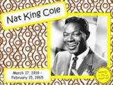 Nat King Cole: Musician in the Spotlight