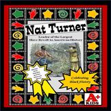 Nat Turner Leader of the Largest Slave Revolt in America-R