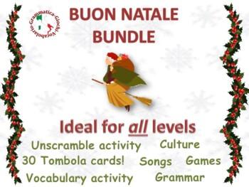 Natale Christmas Matching Italian Christmas
