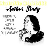 Natalie Babbitt Author Study, Tuck Everlasting Unit, Babbi