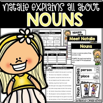 Nouns: Natalie Explains All About Nouns