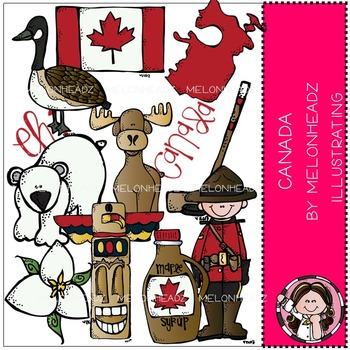 Natalie's Canada by Melonheadz COMBO PACK