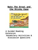 Nate The Great and the Sticky Case Guided Reading Extension