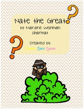 Nate the Great by Majorie Weinman Sharmat
