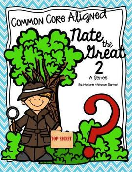 Nate the Great 2 Series Activities