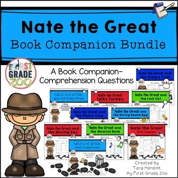 Nate the Great - Book Companion Bundle