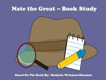 Nate the Great - Book Study