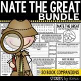 Nate the Great Bundle | Printable and Digital