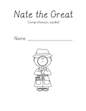 Nate the Great Comprehension Packet
