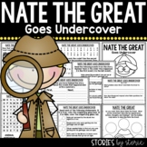 Nate the Great Goes Undercover | Printable and Digital