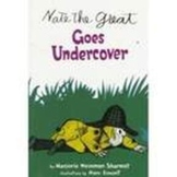 Nate the Great Goes Undercover Comprehension Packet