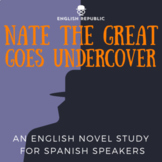 Nate the Great Goes Undercover, an English Novel Study for