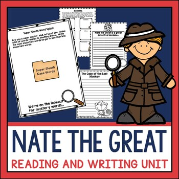 Nate the Great Book Companion