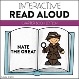 Nate the Great - Interactive Read Aloud