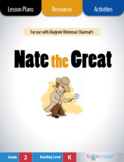 Nate the Great Lesson Plans & Activities Package, Second Grade (CCSS)