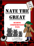 Nate the Great: Reading Comprehension Pack