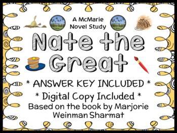 Nate The Great Marjorie Weinman Sharmat Reading
