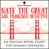 Nate the Great, San Francisco Detective, an EFL Novel Stud