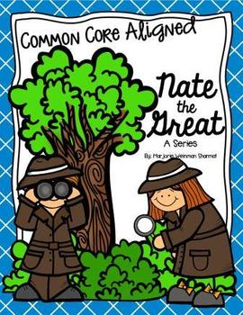 Nate the Great Series Activities