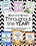 Nate the Great Throughout the Year Bundle