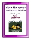 Nate the Great Undercover Reading Group Activities