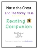 Nate the Great and The Sticky Case - Reading Companion