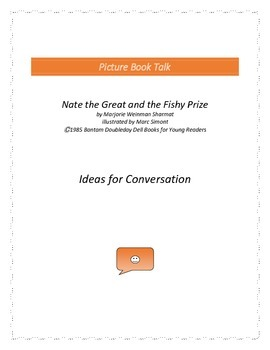 Nate the Great and the Fishy Prize: Ideas for Conversation
