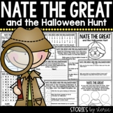 Nate the Great and the Halloween Hunt | Printable and Digital