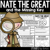 Nate the Great and the Missing Key | Printable and Digital