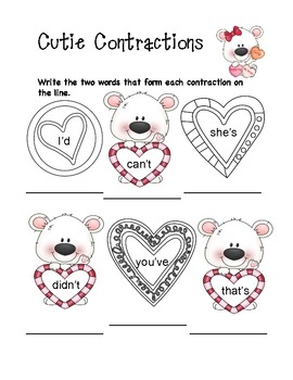 Nate the Great and the Mushy Valentine Comprehension Pack