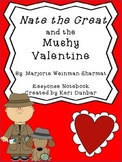 Nate the Great and the Mushy Valentine Response Notebook (