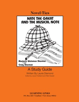 Nate the Great and the Musical Note - Novel-Ties Study Guide