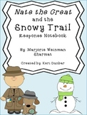 Nate the Great and the Snowy Trail Response Notebook (18 pages)