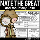 Nate the Great and the Sticky Case | Printable and Digital