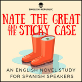 Nate the Great and the Sticky Case, an English Novel Study