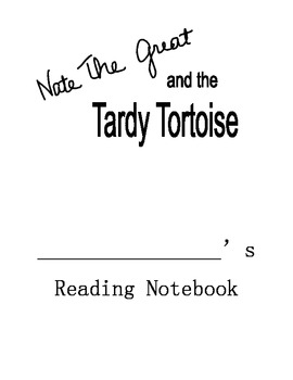 Nate the Great and the Tardy Tortoise Reading Comprehensio