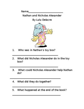 Nathan and Nicholas Alexander