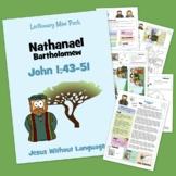 Nathanael - Kidmin Lesson & Bible Crafts